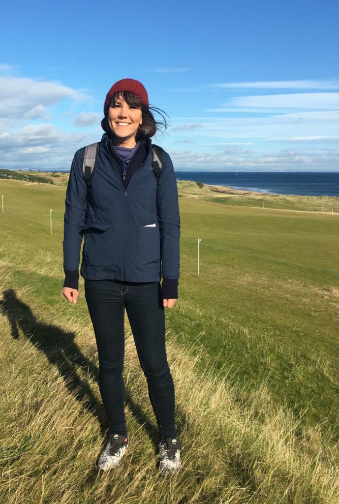 Kerry-Ann Cockburn, Managing Director Fairways Scotland